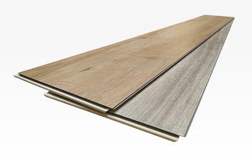 Vinyl Planken und Fliesen mit Klicksystem