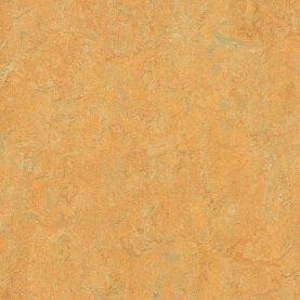 Forbo Marmoleum Real Linoleum - golden saffron