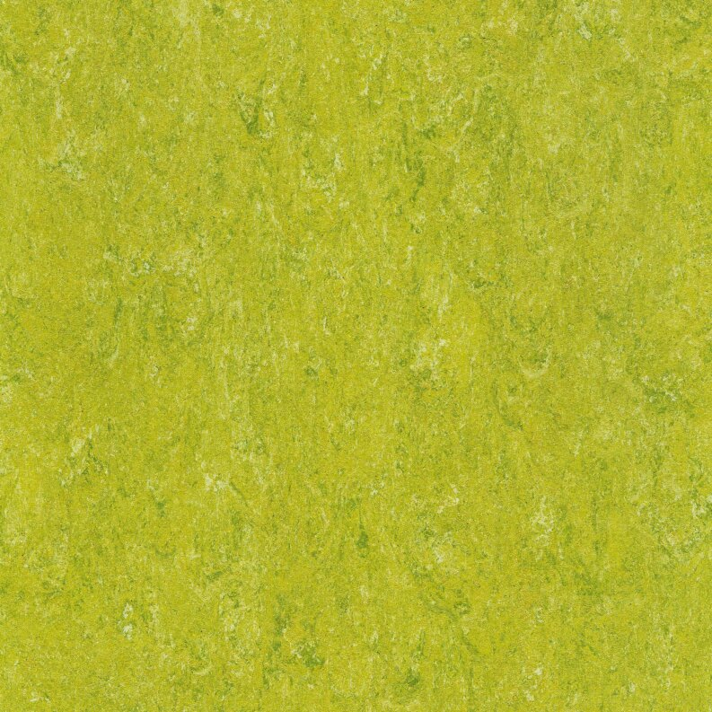 DLW Marmorette Linoleum - lime green