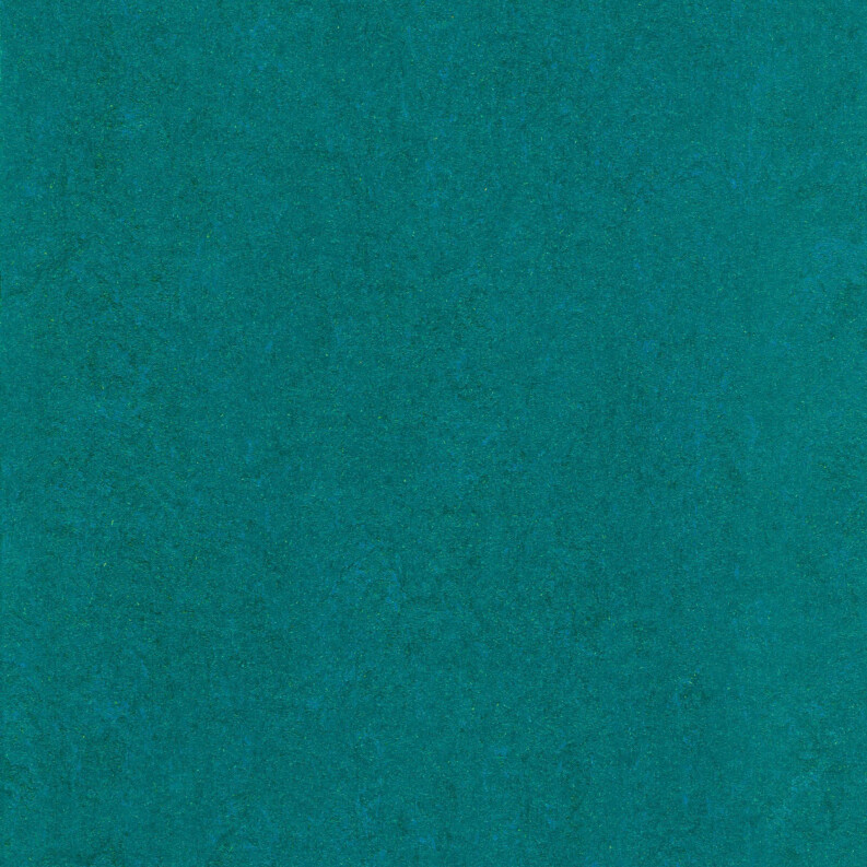 DLW Marmorette Linoleum - curacao petrol 2,5 mm