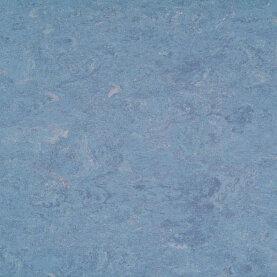 DLW Marmorette Linoleum - dusty blue 2,0 mm