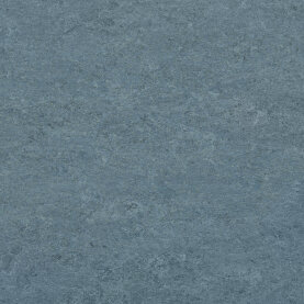 DLW Marmorette Linoleum - autumn blue 2,5 mm