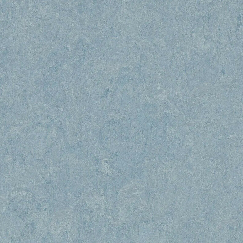 Forbo Marmoleum Fresco Linoleum - blue heaven
