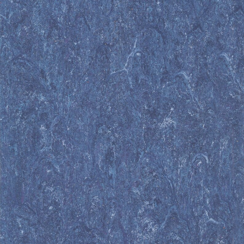 DLW Marmorette Linoleum - ink blue LPX 2,5 mm