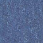 DLW Marmorette Linoleum - ink blue