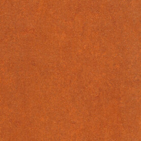 DLW Marmorette Linoleum - terracotta