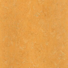 DLW Marmorette Linoleum - melon orange