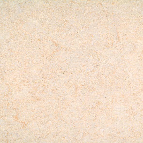DLW Marmorette Linoleum - sand beige 2,5 mm
