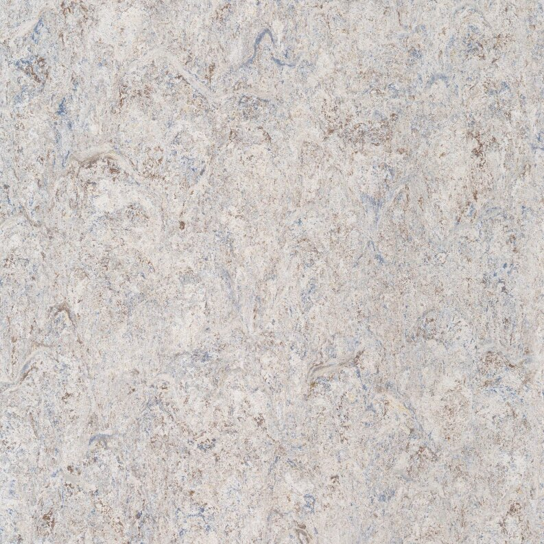 DLW Marmorette Linoleum - smoked pearl