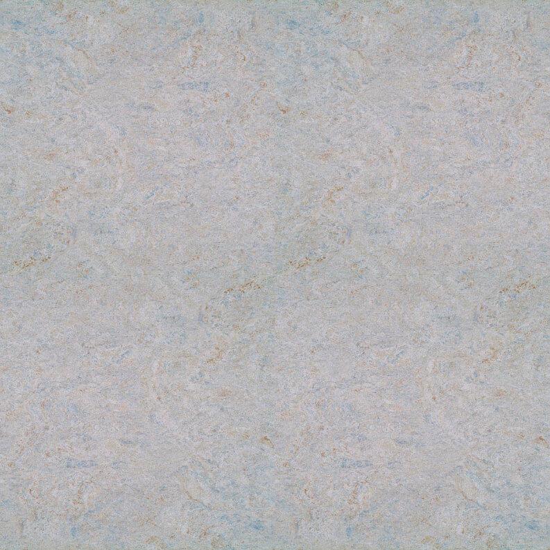 DLW Marmorette Linoleum - foggy blue 2,0 mm