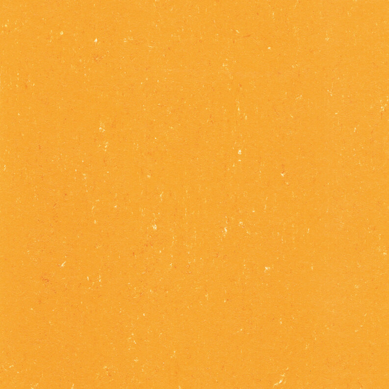 DLW Colorette Linoleum - sunrise orange LPX 2,5 mm