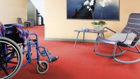 DLW Colorette Linoleum - power red