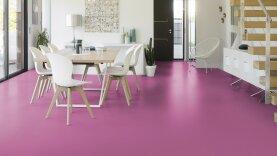 DLW Colorette Linoleum - cadillac pink 2,5 mm