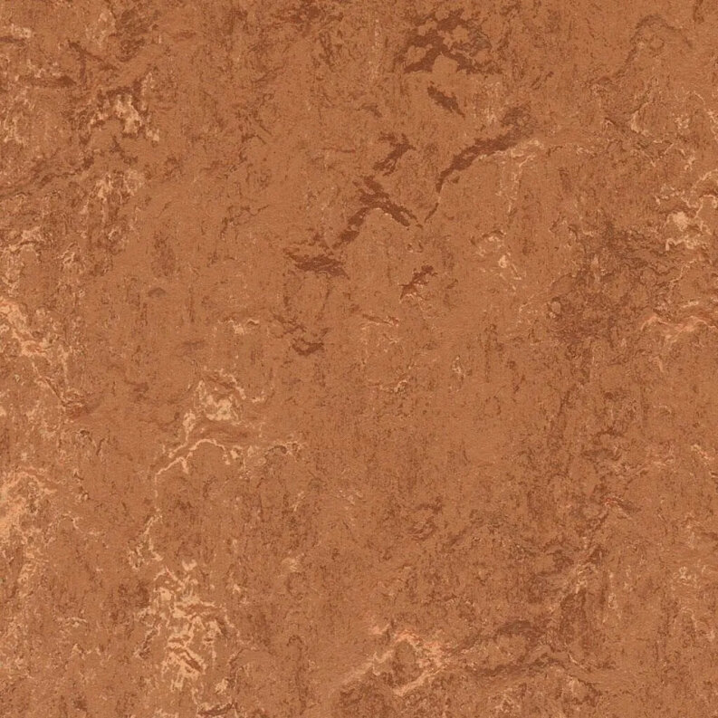 Forbo Marmoleum Real Linoleum - rust 2,5 mm