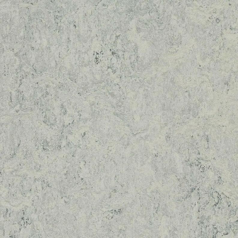 Forbo Marmoleum Linoleum - mist grey 2,5 mm (Ohmex)
