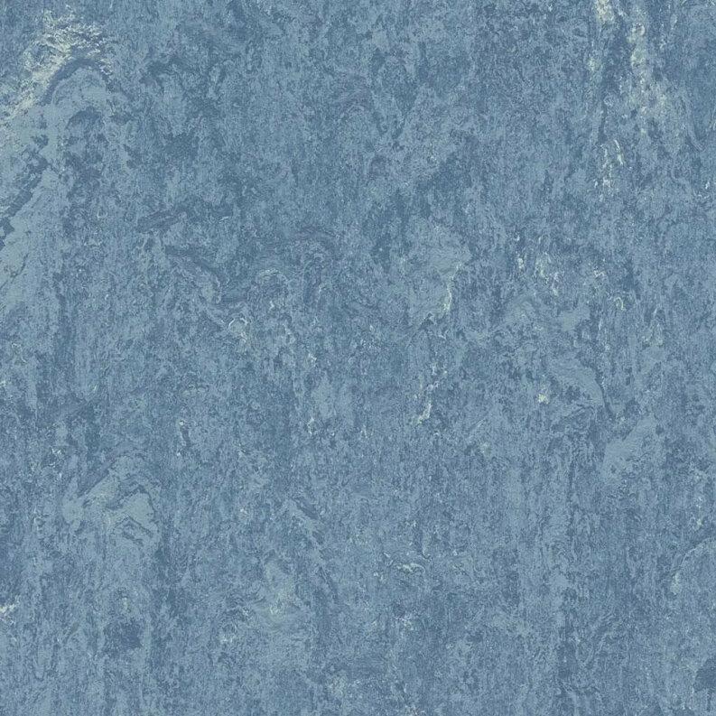 Forbo Marmoleum Real Linoleum - fresco blue 2,5 mm
