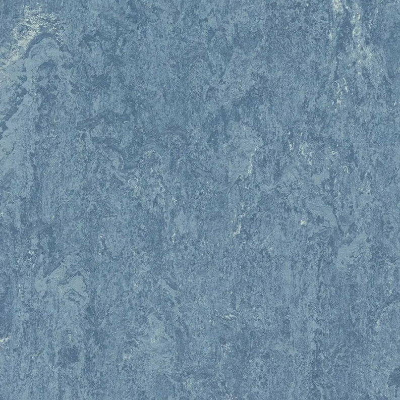 Forbo Marmoleum Linoleum - fresco blue 2,5 mm (Ohmex)