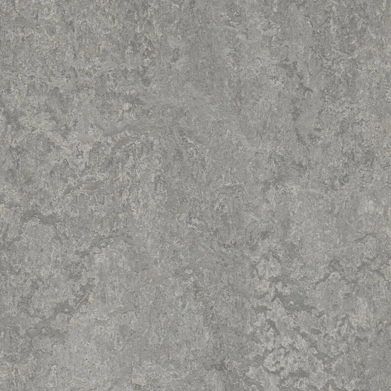 Forbo Marmoleum Real Linoleum - serene grey 3,2 mm