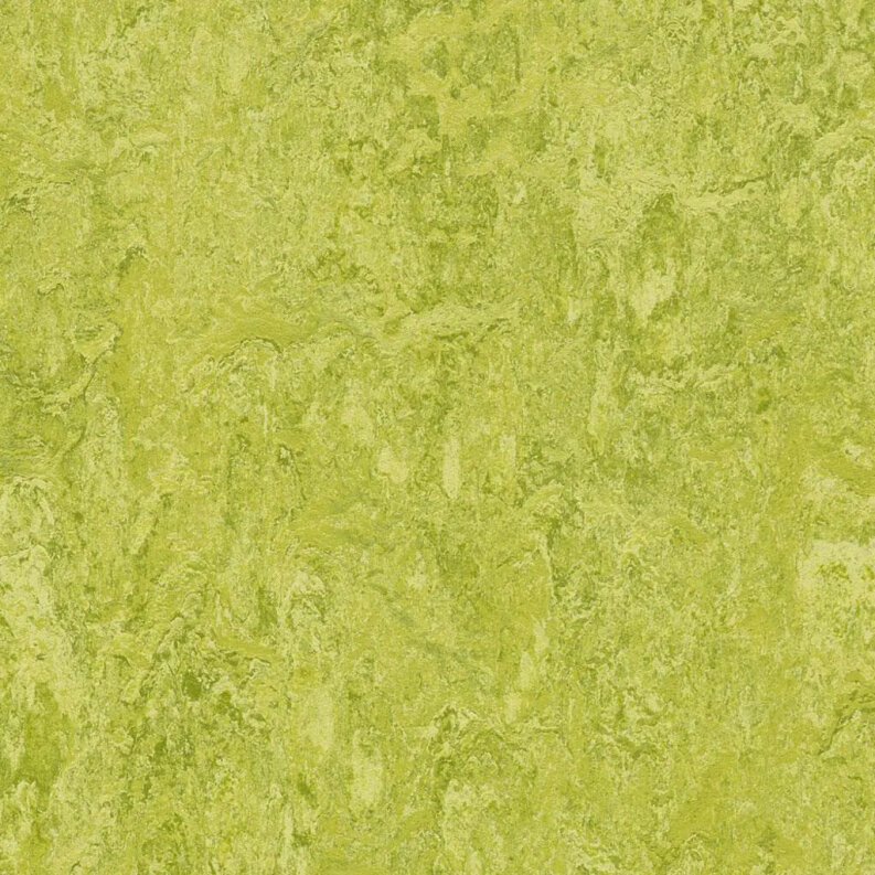 Forbo Marmoleum Real Linoleum - chartreuse 2,5 mm