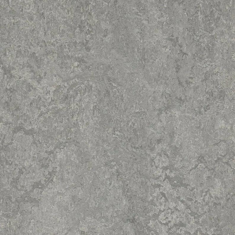 Forbo Marmoleum Real Linoleum - serene grey
