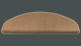 Tretford Interland Stufenmatten halbrund S 602 Cashew