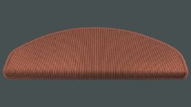Tretford Interland Stufenmatten halbrund S 559 Terracotta