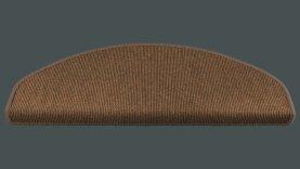 Tretford Interland Stufenmatten halbrund S 572 Nougat
