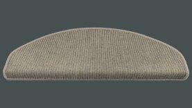 Tretford Interland Stufenmatten halbrund S 515 Quarz