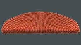 Tretford Interland Stufenmatten rechteckig S 585 Orange
