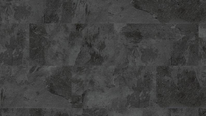 Objectflor Expona Domestic Vinyl Stone Fliesen - graphite slate