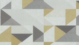 Objectflor Expona Domestic Vinyl Fliesen - Golden Geometric