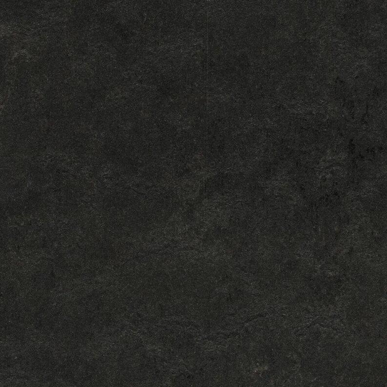 Forbo Marmoleum Modular Shade Linoleum - black hole 50 x 50 cm Fliese