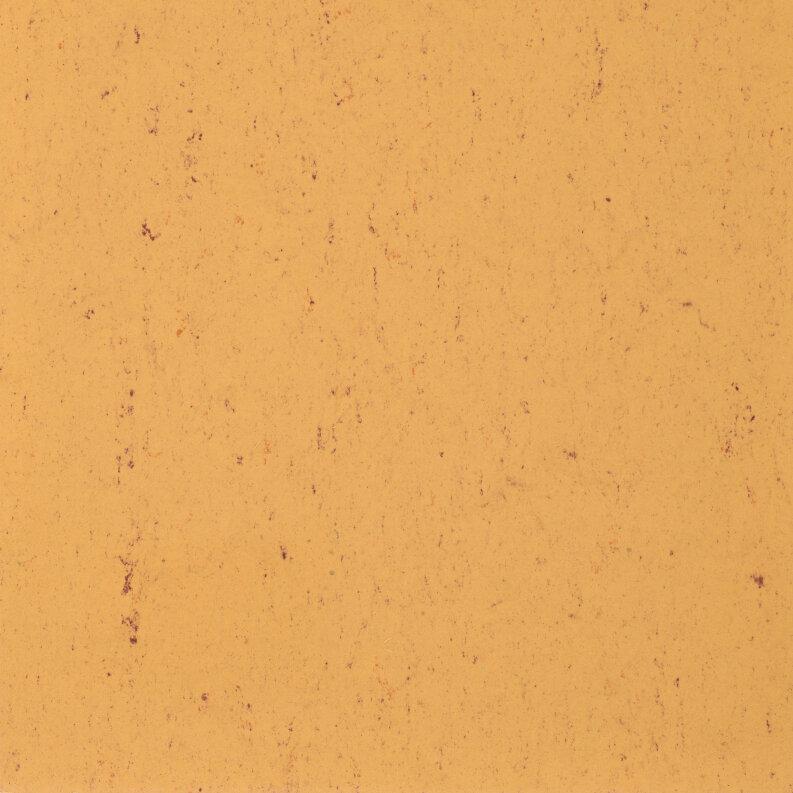 DLW Colorette Linoleum - sand yellow
