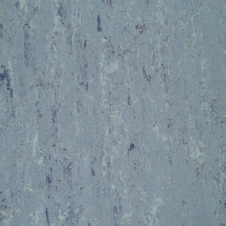 DLW Flooring Linodur Sport Linoleum - spring blue 4,0 mm