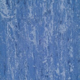 DLW Flooring Linodur Sport Linoleum - speckled blue 4,0 mm