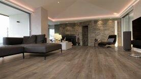 Enia design floor Bordeaux Vinylplanken - oak rustic