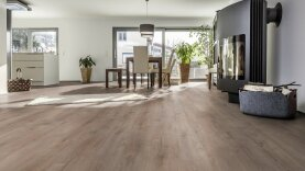 Enia design floor Bordeaux Vinylplanken - oak living