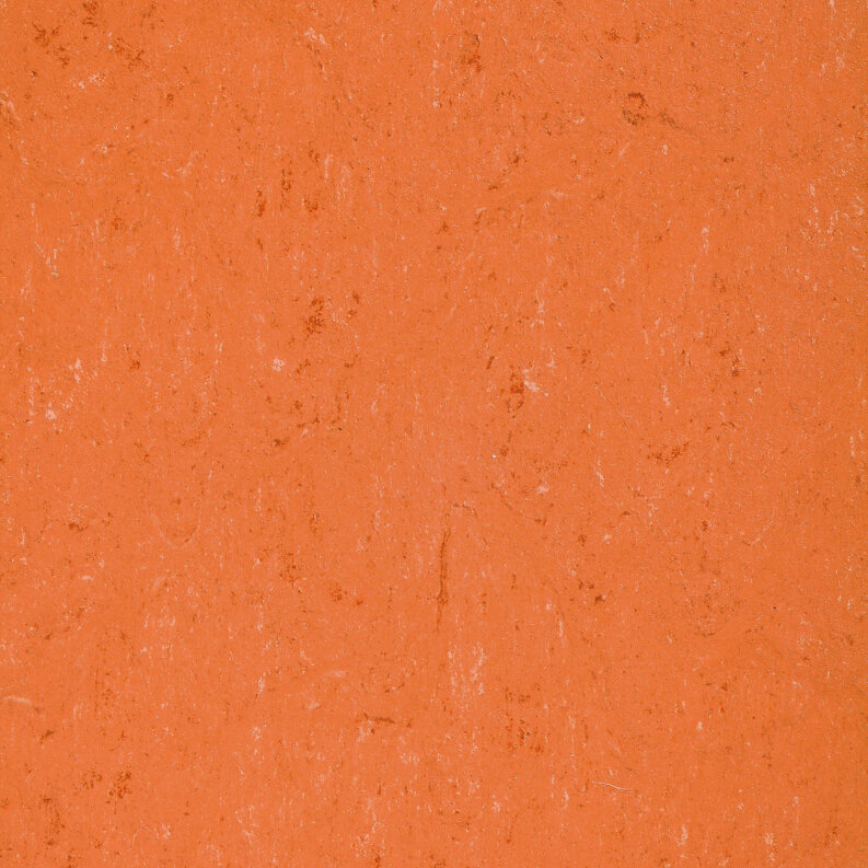 DLW Colorette Linoleum - deep orange LPX 2,5 mm