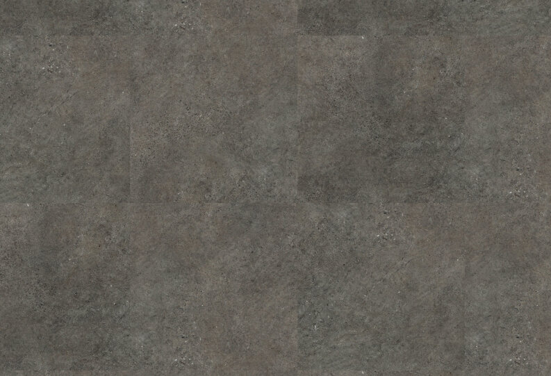 Objectflor Expona Design Vinyl Fliesen - dark grey concrete