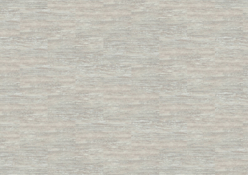 Objectflor Expona Design Vinyl Fliesen - light grey travertine