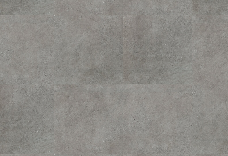 Objectflor Commercial Vinyl Design Fliesen - cool grey concrete