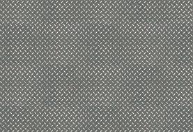 Objectflor Expona Design Vinyl Fliesen - black treadplate