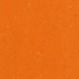 DLW Colorette Linoleum - kumquat orange