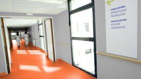DLW Colorette Linoleum - kumquat orange