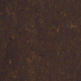 DLW Marmorette Linoleum - mokka brown