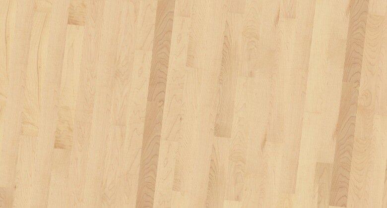 Massivparkett Stabparkett Ahorn kanadisch roh - Select/Natur 22 mm