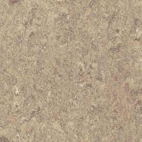 DLW Marmorette Linoleum - hazelnut shake