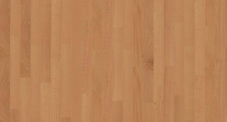 Massivparkett Stabparkett Buche gedämpft roh - Select/Natur 22 mm