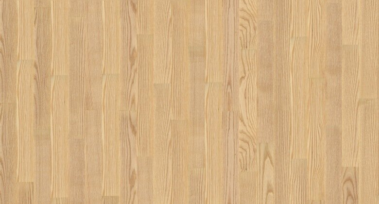 Massivparkett Stabparkett Esche roh - Select/Natur 15 mm