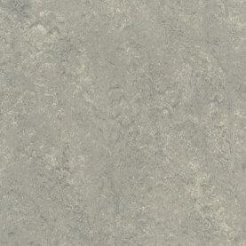 DLW Marmorette Linoleum - mineral grey